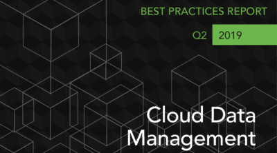 TDWI Cloud Data Management Best Practices