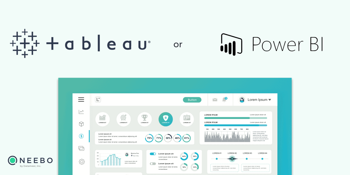 Tableau or PowerBI